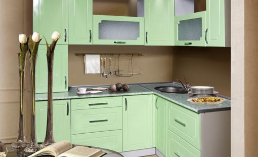 Угловая кухня на заказ в Череповце