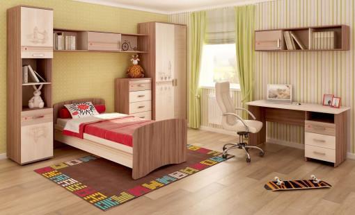 Как правильно подобрать мебель в детскую комнату?
