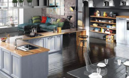 Мебель для кухни в Череповце.